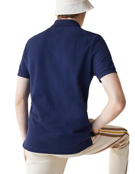Polo Lacoste PH4012 Slim Fit navy man